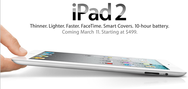 iPad 2 Wi-Fi + 3G 32GB