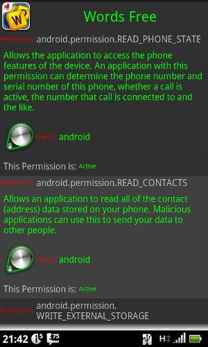 Quản lí Permission của ứng dụng Android với Permissions Denied
